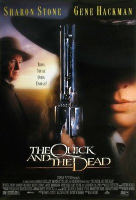 The Quick and the Dead movie poster (1995) poster MOV_43a2fb62