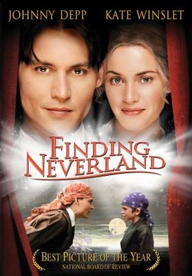 Finding Neverland movie poster (2004) poster MOV_43a7ff9d