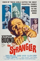 The Strangler movie poster (1964) picture MOV_43afd8a6