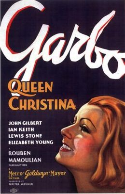 Queen Christina movie poster (1933) poster MOV_43b3742d