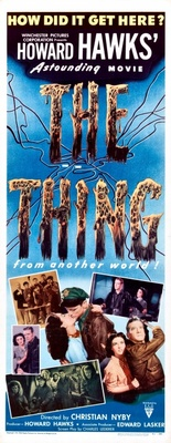 The Thing From Another World movie poster (1951) poster MOV_43bae6c0