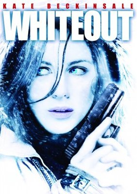 Whiteout movie poster (2009) poster MOV_43bbfe1e