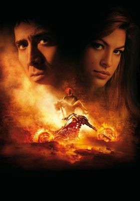 Ghost Rider movie poster (2007) poster MOV_43c33807