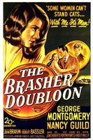 The Brasher Doubloon movie poster (1947) picture MOV_43c5097a