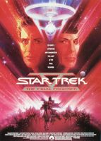 Star Trek: The Final Frontier movie poster (1989) picture MOV_43cde56e