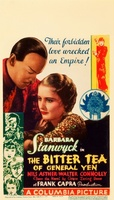 The Bitter Tea of General Yen movie poster (1933) picture MOV_43cdeb91