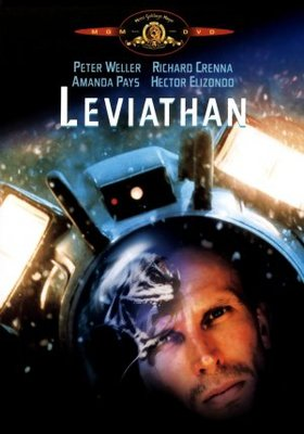 Leviathan movie poster (1989) poster MOV_43cecf02