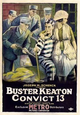 Convict 13 movie poster (1920) poster MOV_43d396a2
