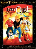 Jonny Quest movie poster (1964) picture MOV_43d47990