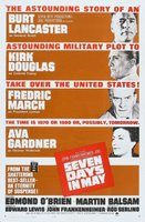 Seven Days in May movie poster (1964) picture MOV_43d60867