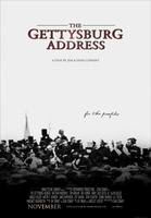 The Gettysburg Address movie poster (2013) picture MOV_43d6bb88