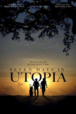 Seven Days in Utopia movie poster (2011) poster MOV_43d75fff