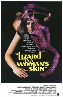Una lucertola con la pelle di donna movie poster (1971) poster MOV_43da1506