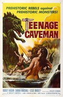 Teenage Cave Man movie poster (1958) picture MOV_43dc714f