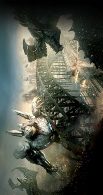 Pacific Rim movie poster (2013) poster MOV_43e18837