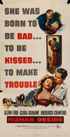 Human Desire movie poster (1954) picture MOV_43e2bb12
