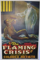 The Flaming Crisis movie poster (1924) picture MOV_43e81efc
