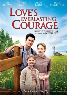 Love's Everlasting Courage movie poster (2011) poster MOV_43f18d3a