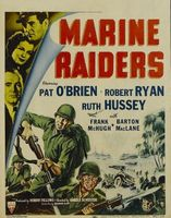 Marine Raiders movie poster (1944) picture MOV_43f796a4