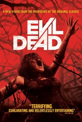 The Evil Dead movie poster (2013) poster MOV_43f8a471