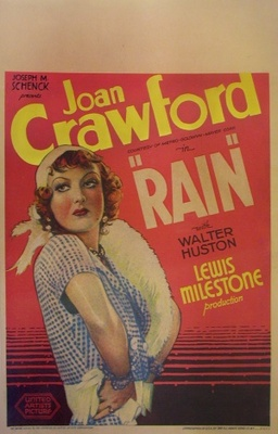 Rain movie poster (1932) poster MOV_4401e26e