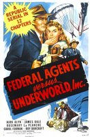 Federal Agents vs. Underworld, Inc. movie poster (1949) picture MOV_44030e05