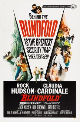 Blindfold movie poster (1965) poster MOV_4408a511