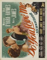 Do You Love Me movie poster (1946) picture MOV_44119b33