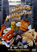 The Muppets Take Manhattan movie poster (1984) picture MOV_44152eb2