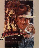 Indiana Jones and the Temple of Doom movie poster (1984) picture MOV_44162ccd