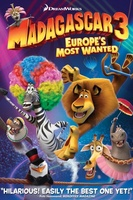 Madagascar 3: Europe's Most Wanted movie poster (2012) picture MOV_65422d19