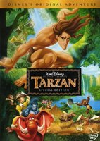 Tarzan movie poster (1999) picture MOV_441f0713