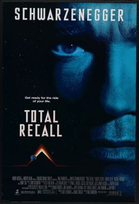 Total Recall movie poster (1990) poster MOV_44234b16