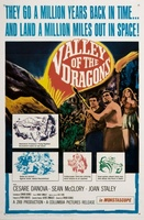 Valley of the Dragons movie poster (1961) picture MOV_4424619c