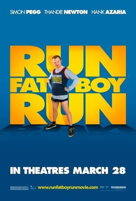 Run Fatboy Run movie poster (2007) poster MOV_442edebc