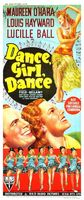 Dance, Girl, Dance movie poster (1940) picture MOV_442fa417