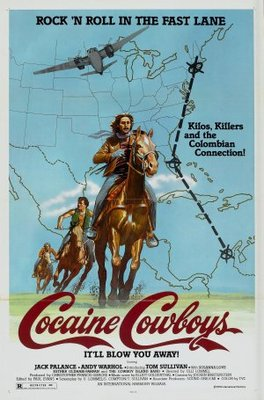 Cocaine Cowboys movie poster (1979) poster MOV_44319656