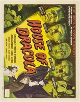 House of Dracula movie poster (1945) picture MOV_4436537c