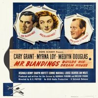 Mr. Blandings Builds His Dream House movie poster (1948) picture MOV_443b5ac3