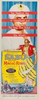 Sabu and the Magic Ring movie poster (1957) picture MOV_443e8bb4