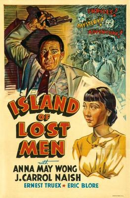 Island of Lost Men movie poster (1939) poster MOV_443eba39