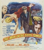 The Man on the Eiffel Tower movie poster (1950) picture MOV_4446f728