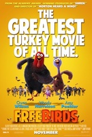 Free Birds movie poster (2013) picture MOV_44487b52