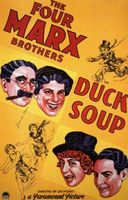Duck Soup movie poster (1933) picture MOV_72b1a910