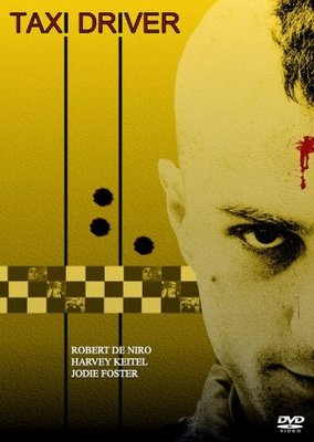 Taxi Driver movie poster (1976) poster MOV_445182b1