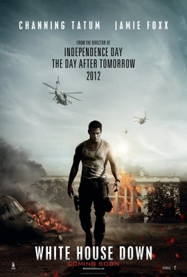 White House Down movie poster (2013) poster MOV_4452f38a