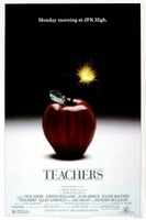 Teachers movie poster (1984) picture MOV_44530d54