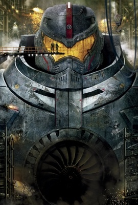 Pacific Rim movie poster (2013) poster MOV_44609a97