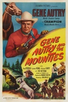 Gene Autry and The Mounties movie poster (1951) picture MOV_4463c18d