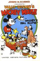 Mickey's Pal Pluto movie poster (1933) picture MOV_4463cb39